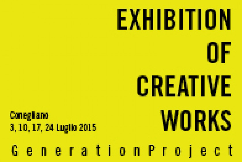 01.07.2015 – EXHIBITION OF CREATIVE WORKS
